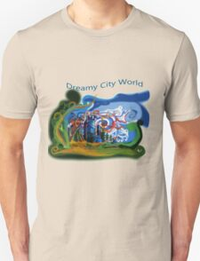 Dreamy City World T-Shirt