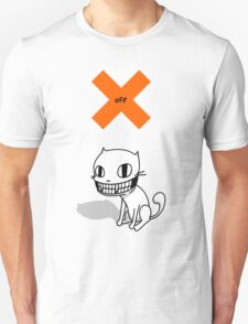 The Judge- Mortis Ghost's OFF Unisex T-Shirt