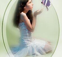 Butterfly Girl by R. Fyfe