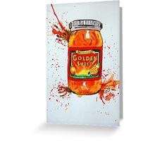 Marmalade Greeting Card