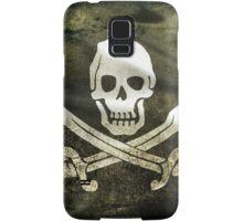 Pirate Flag Samsung Galaxy Case/Skin