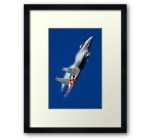 F-15E Strike Eagle Framed Print