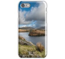 Llyn Y Dywarchen iPhone Case/Skin