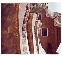 Guell Poster