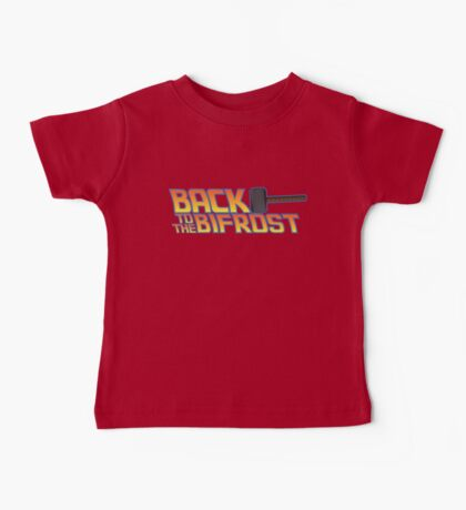 Back to the Bifrost Baby Tee