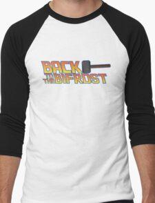 Back to the Bifrost Men's Baseball ¾ T-Shirt