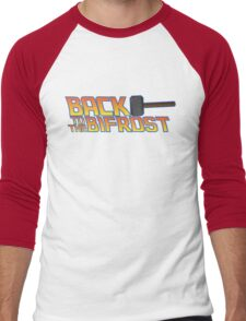Back to the Bifrost Men's Baseball ¾ T-Shirt