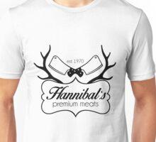 Hannibal's Premium Meats Unisex T-Shirt