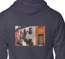 Tanhouse Brae Houses Zipped Hoodie