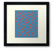 Of Dice and Weapons  Framed Print