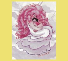 That's me Loving You: Steven Universe Rose Quartz and Steven  One Piece - Short Sleeve