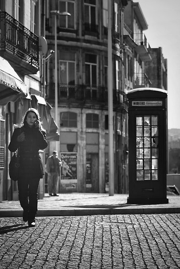 The Dying Telephone Booth by Ursula Rodgers