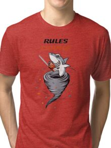 Rules Change Tri-blend T-Shirt