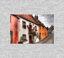 Houses on Tanhouse Brae Zipped Hoodie