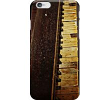 Play Me A Song  iPhone Case/Skin