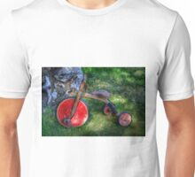 Old Wooden Trike Unisex T-Shirt