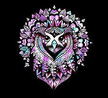 Owl. by AshSheridan