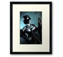 Steampunk V Framed Print