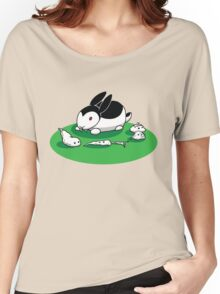 """Bunnicula"" - Veggie Vampire Women's Relaxed Fit T-Shirt"