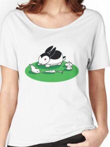 """""""Bunnicula"""" - Veggie Vampire Women's Relaxed Fit T-Shirt"""