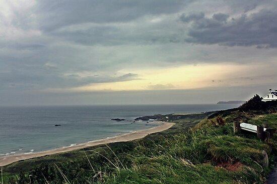 Deserted Beach by Julesrules