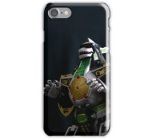 Dragonzord! iPhone Case/Skin