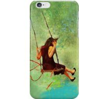 The Swings  iPhone Case/Skin