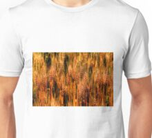 Golden Canadian Wheat Unisex T-Shirt
