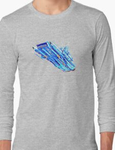 Turrican - Battle Cruiser Long Sleeve T-Shirt