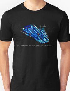 Turrican - Battle Cruiser Unisex T-Shirt