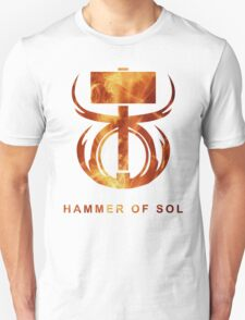 Destiny - Hammer of Sol T-Shirt