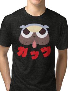 GUTS! Tri-blend T-Shirt