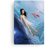 Angels & Devils Canvas Print