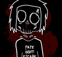 Fate Dont Escape by Soul Inku clothing