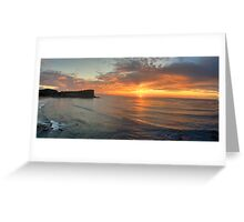 Grace - Avalon Beach, Sydney (30 Exposure HDR Panorama) - The HDR  Experience Greeting Card