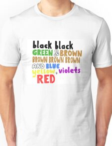 Colours - Grouplove Unisex T-Shirt