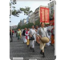 Show and walk! iPad Case/Skin