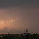 Enchanting Summer Lightning Show by Cheyenne