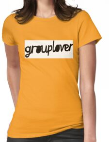 Grouplover - Grouplove Womens Fitted T-Shirt