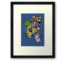 Minvengers Age of Mintron Framed Print