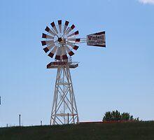 Windmill by triciacarpino