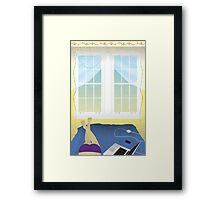 Thursday Framed Print