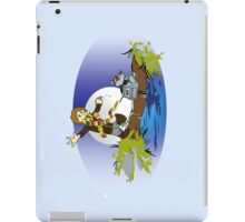 Doctor and His Dog iPad Case/Skin