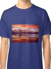 Rolling Thunder Sunset Classic T-Shirt