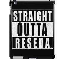 STRAIGHT OUTTA RESEDA iPad Case/Skin