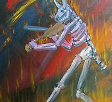 fiddlin' bones by Dofo