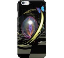Dark night magic iPhone Case/Skin