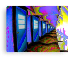 The Psych Ward Canvas Print