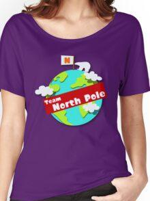 Splatfest Team North Pole v.2 Women's Relaxed Fit T-Shirt