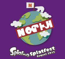 Splatfest Team North Pole v.3 T-Shirt